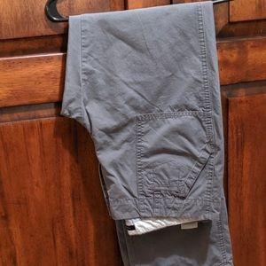 Tommy Hilfiger Women's Pants Size 10 Gray